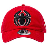 Marvel Spider-Man Logo New Era Casual Classic Strapback Cap