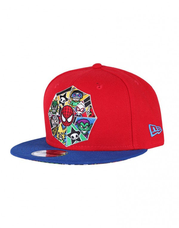 best service 7ab5c a4492 ... where can i buy tokidoki marvel spidey web new era 9fifty snapback cap  eedb0 2de1e
