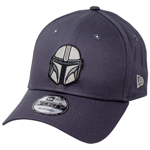 Star Wars The Mandalorian Helmet New Era 9Forty Snapback Cap