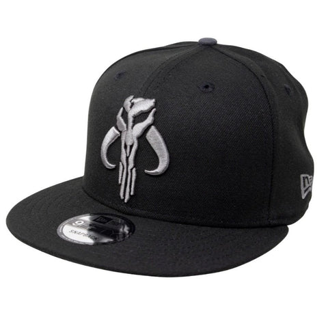 Star Wars The Mandalorian Symbol New Era 9Fifty Snapback Cap