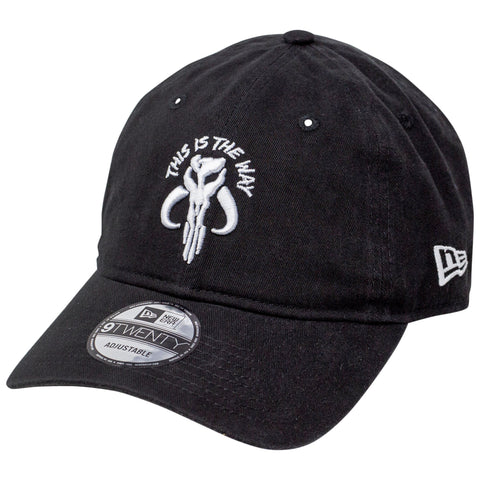 Star Wars The Mandalorian This is the Way New Era 9Twenty Strapback Cap