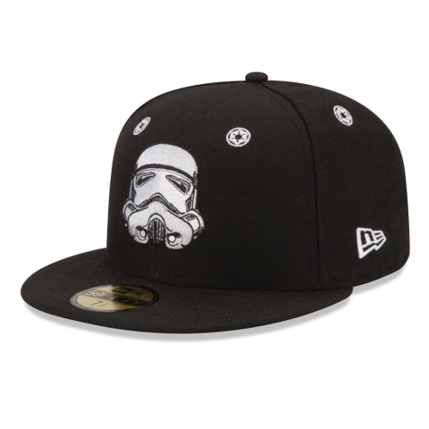 Star Wars Stargazer Stormtrooper 59Fifty Fitted Cap