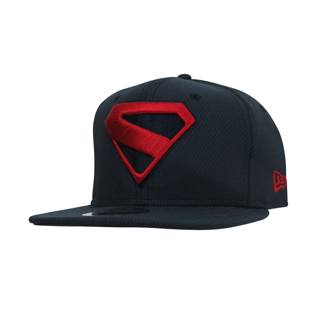 DC Comics Superman Kingdom Come Logo New Era 9Fifty Snapback Cap