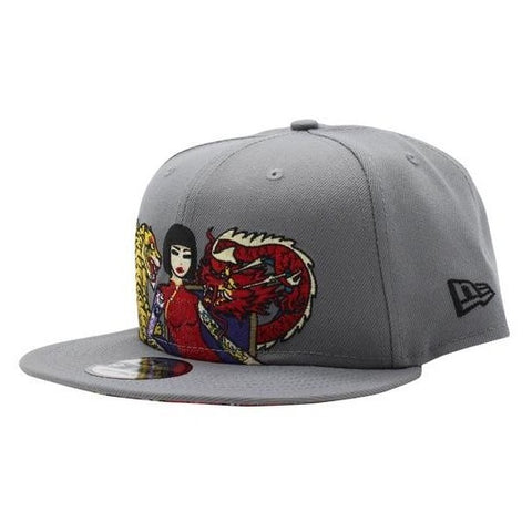 tokidoki Tiger Boss New Era 9Fifty Snapback Cap