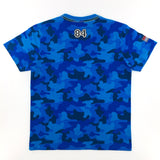 TRANSFORMERS Deceptacons Search and Destroy Blue Camo T-Shirt