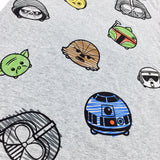Tsum Tsum Star Wars All-Over Characters T-Shirt