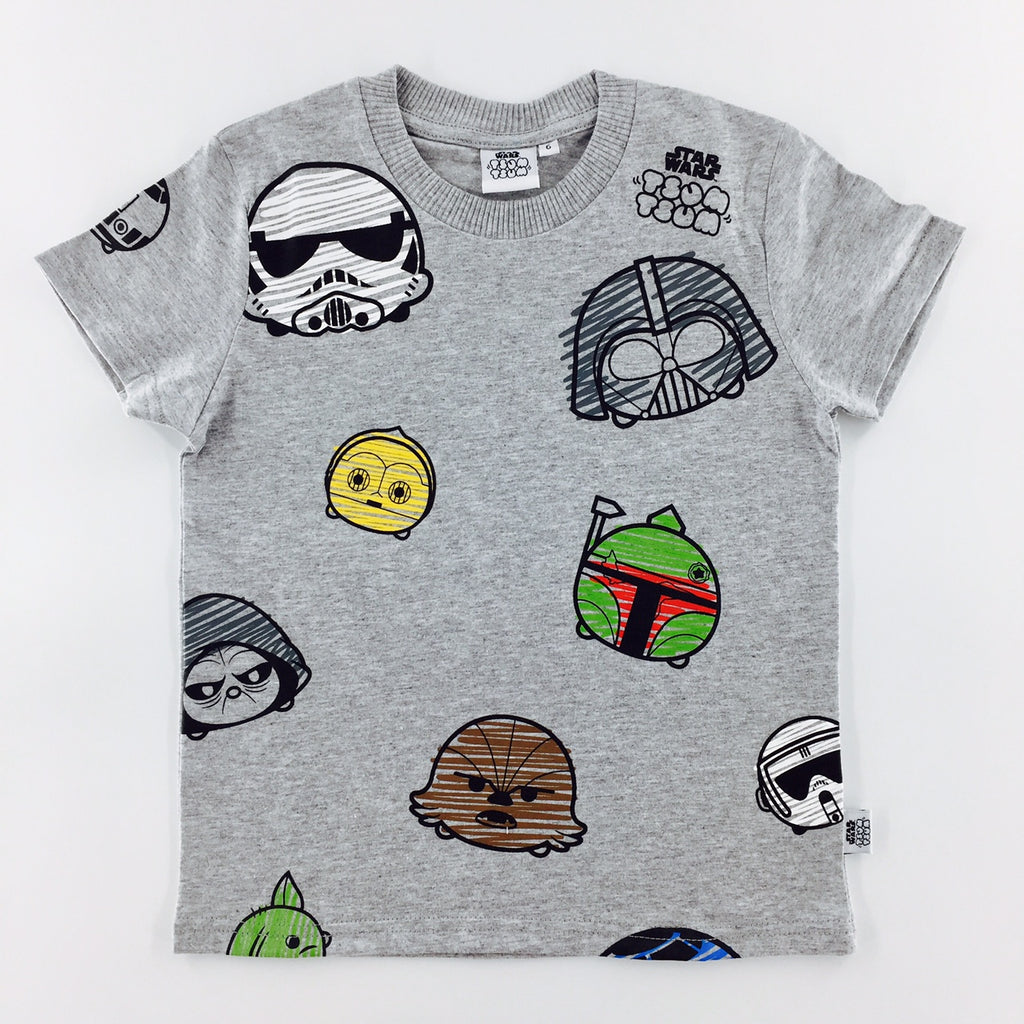 4d4727bb7 Wars Tee Star All kids Tsum T Shirt Urban Characters – Over 7vq1w5