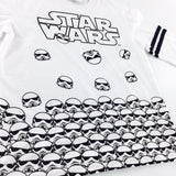 Tsum Tsum Star Wars Stormtrooper Stacks Long Sleeves T-Shirt (KIDS)