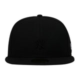MLB Tonal New York Yankees Black New Era 59Fifty Fitted Cap