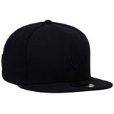 MLB Tonal New York Yankees Navy New Era 59Fifty Fitted Cap