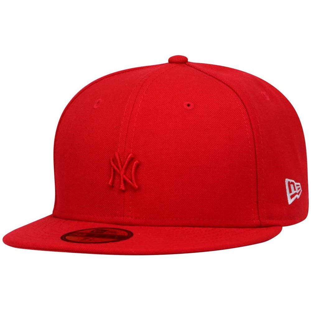 MLB Tonal New York Yankees Red New Era 59Fifty Fitted Cap