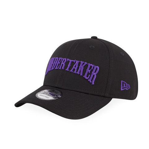 WWE Undertaker Logo New Era 9Forty Strapback Cap