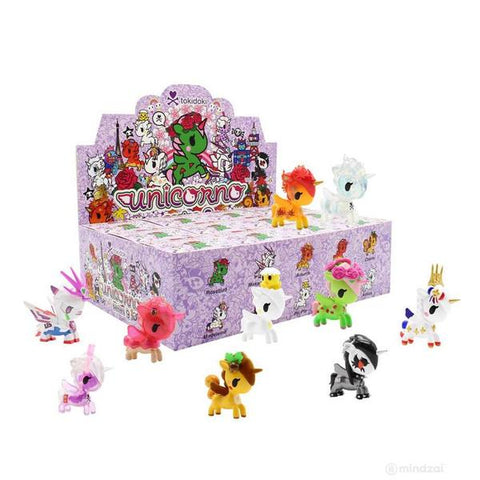 tokidoki UNICORNO Series 9 - Opened Box