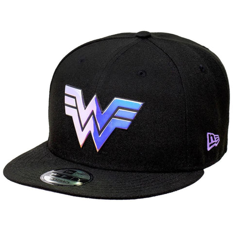 DC Comics Wonder Woman 1984 Movie Logo New Era 9Fifty Snapback Cap