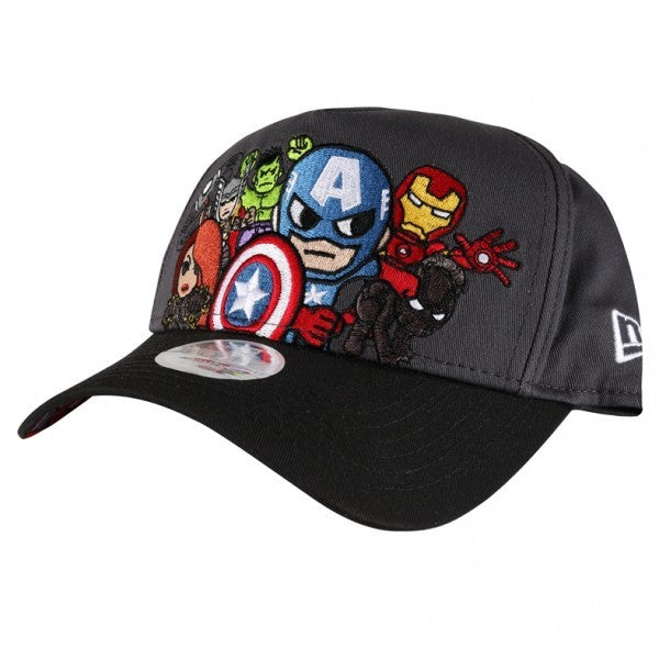 dfe9ee0fca6 ... inexpensive tokidoki marvel avengers new era womens 9forty snapback cap  a4835 f0729