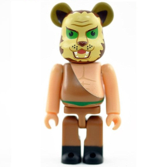 BEARBRICK Series 27 Secret Hero (Lion Man)