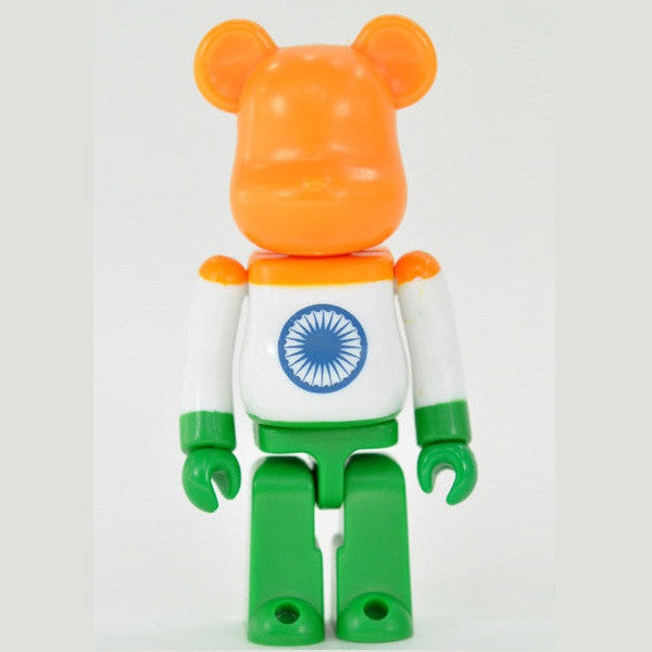 BEARBRICK Series 18 Flag (India)