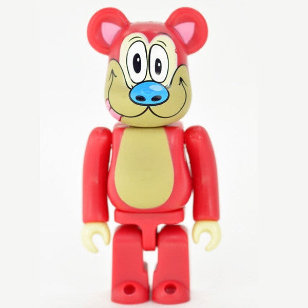 BEARBRICK Series 18 Horror (Stimpy)