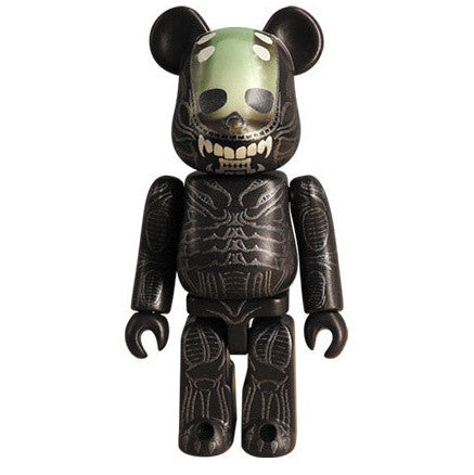 BEARBRICK Series 31 Horror (Xenomorph)