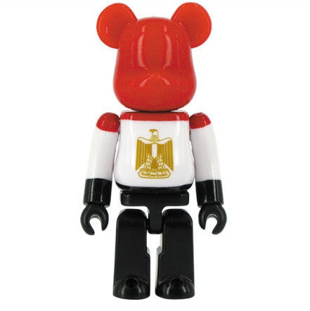 BEARBRICK Series 28 Flag (Egypt)