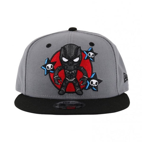 28efe31a369 Tokidoki x Marvel Black Panther Stars New Era 9Fifty Snapback Cap ...
