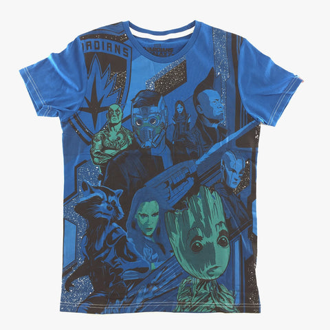 PREMIUM Marvel Guardians of the Galaxy Vol. 2 Glow-in-the-Dark T-Shirt