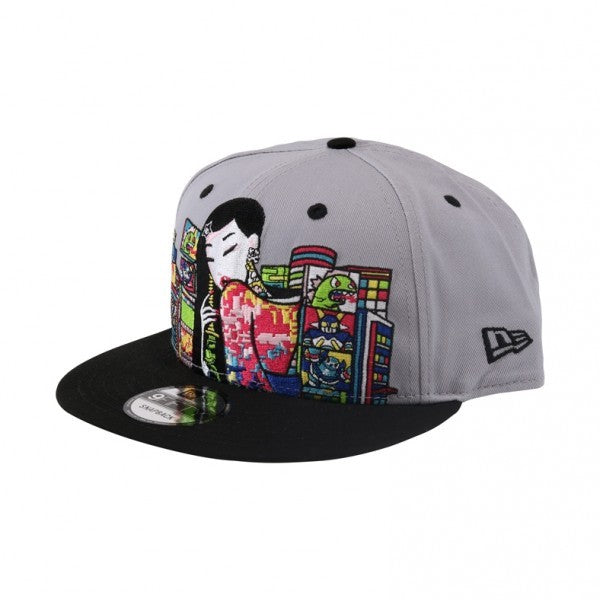 Tokidoki City Lights New Era 9Fifty Snapback Cap