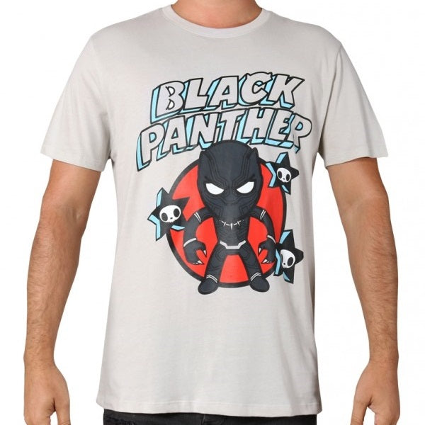Tokidoki x Marvel Deadly Panther T-Shirt