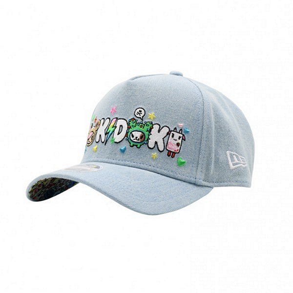 Tokidoki Denim Friends New Era 9Forty Women Snapback Cap