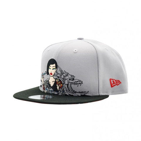 Tokidoki Diamond Chopsticks New Era 9Fifty Snapback Cap