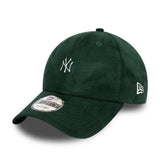 MLB New York Yankees Suede 93 Dark Forest New Era 9Forty Strapback Cap