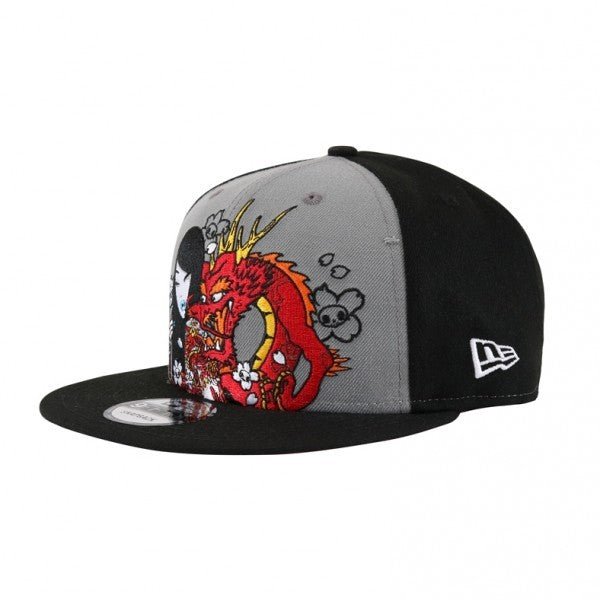 Tokidoki Dragon Chaser New Era 9Fifty Snapback Cap