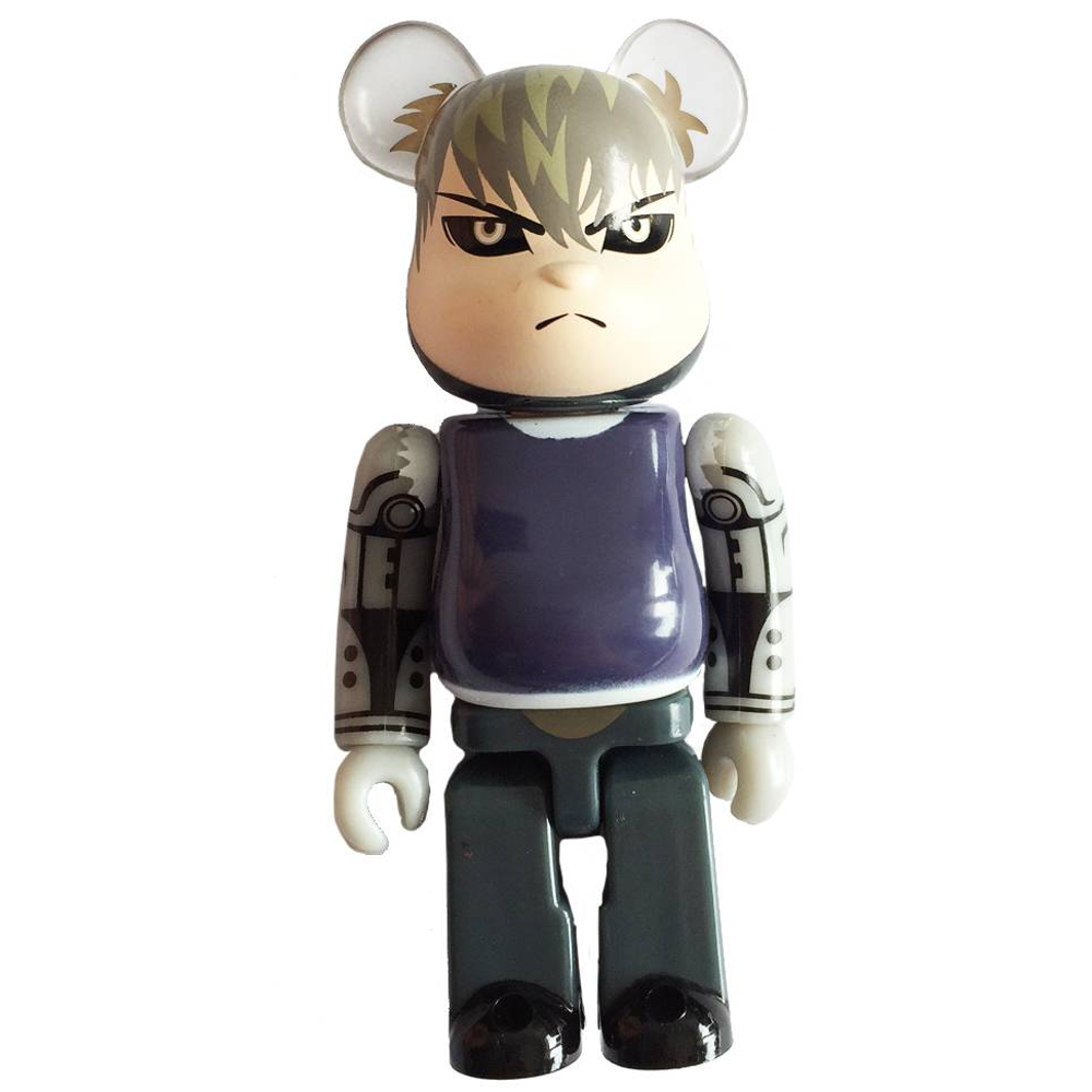 BEARBRICK Series 32 Secret Hero (Genos)