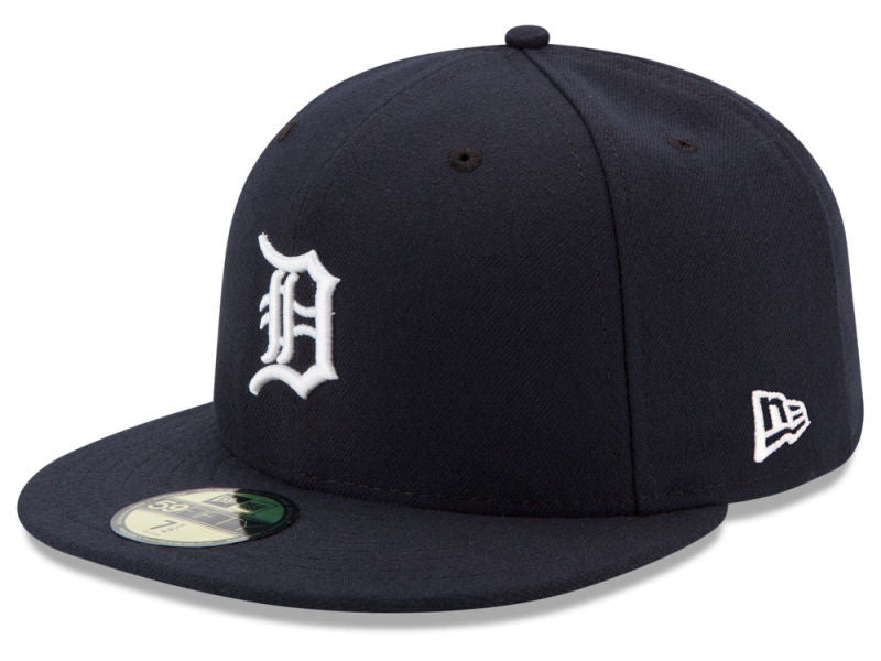 MLB Authentic Collection Detroit Tigers New Era 59Fifty Fitted Cap