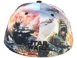 STAR WARS ROGUE ONE ALL OVER PRINT NEW ERA 59FIFTY FITTED CAP