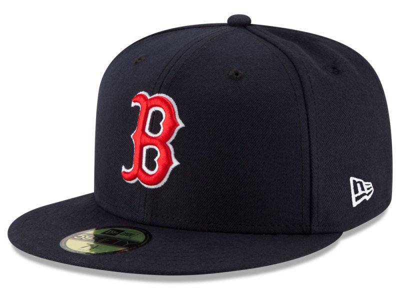 MLB Authentic Collection Boston Red Sox New Era 59Fifty Fitted Cap