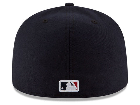 b6fa45096 ... MLB Authentic Collection Boston Red Sox New Era 59Fifty Fitted Cap ...