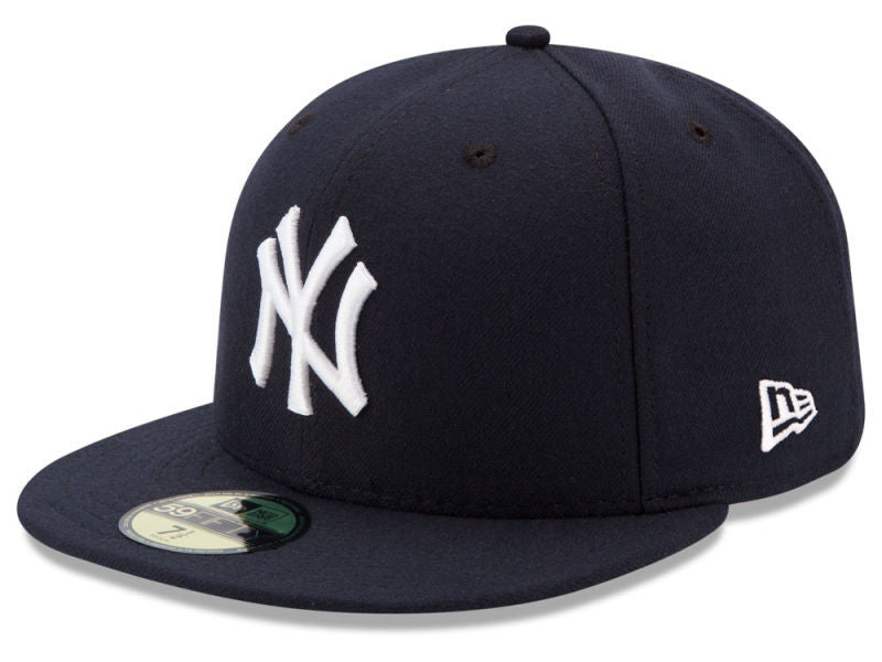 MLB Authentic Collection New York Yankees New Era 59Fifty Fitted Cap