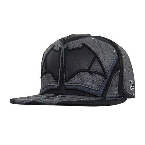 DC Comics Justice League Batman Character Armor New Era 59Fifty Fitted Cap