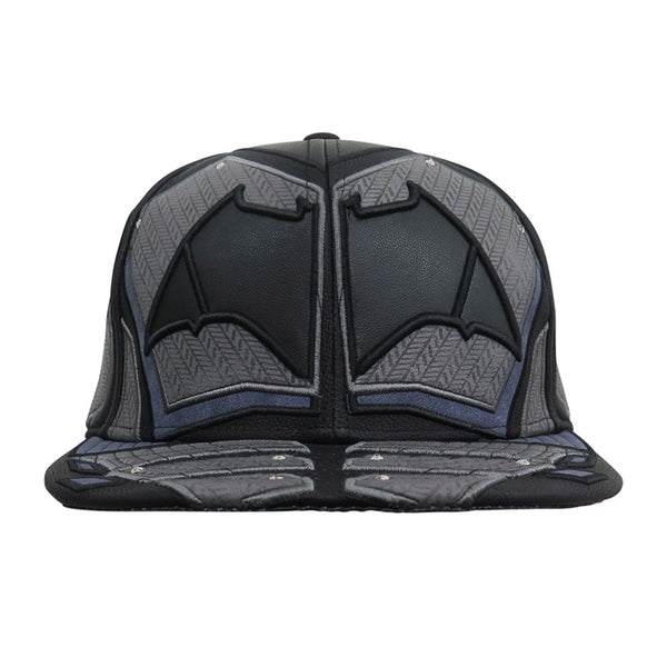 1cfc60c4166 DC Comics Justice League Batman Character Armor New Era 59Fifty Fitted –  urban TEE