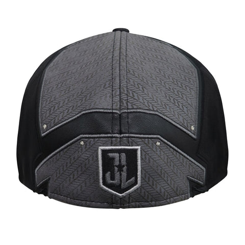 e54c4e6b255 ... DC Comics Justice League Batman Character Armor New Era 59Fifty Fitted  Cap