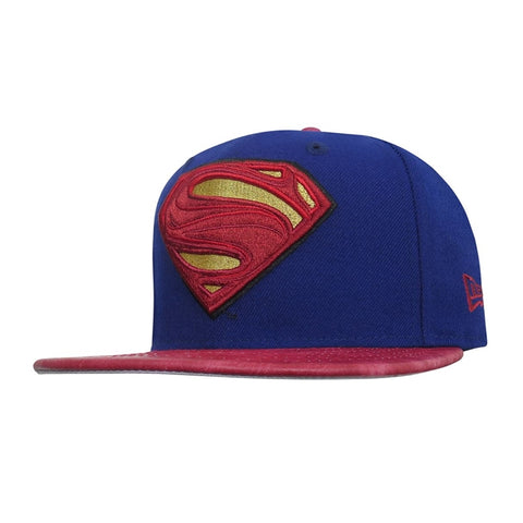 DC Comics Justice League Superman New Era 9Fifty Snapback Cap