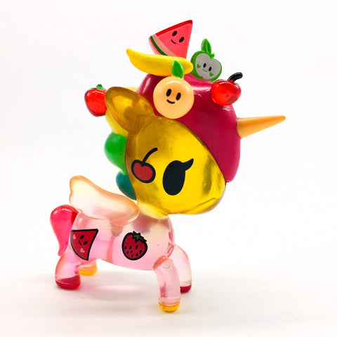 Tokidoki Unicorno Series 7 Opened Box FRUITTINA
