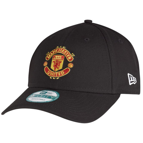 21c0e4b716600 Sold Out Manchester United Logo New Era 9Forty Snapback Cap