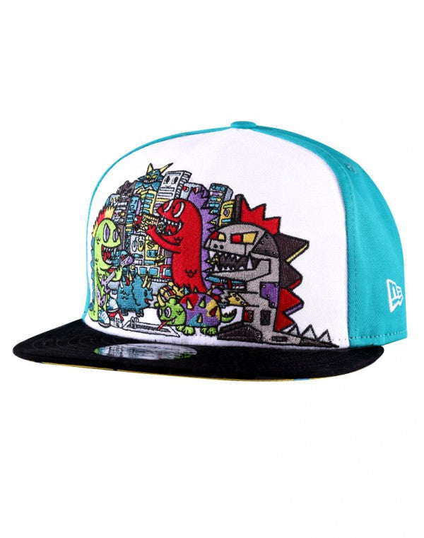 Tokidoki Kaiju City New Era 9Fifty Snapback Cap