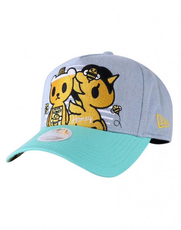 Tokidoki Bee Bee New Era 9Forty Women Snapback Cap