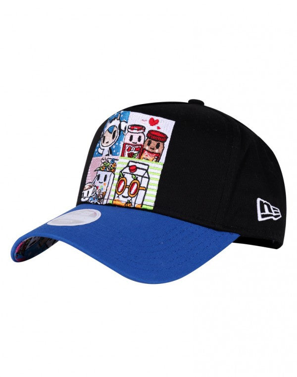 Tokidoki Breakfast Buds New Era 9Forty Women Snapback Cap