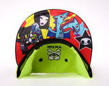 Tokidoki Hangry New Era 9Fifty Snapback Cap