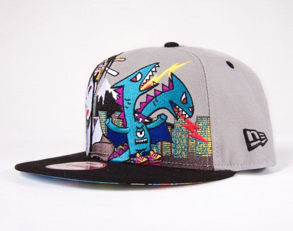 Tokidoki Starstrike New Era 9Fifty Snapback Cap