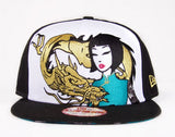 Tokidoki Slasher New Era 9Fifty Snapback Cap